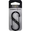 Nite Ize S-Biner Steel #1 Black